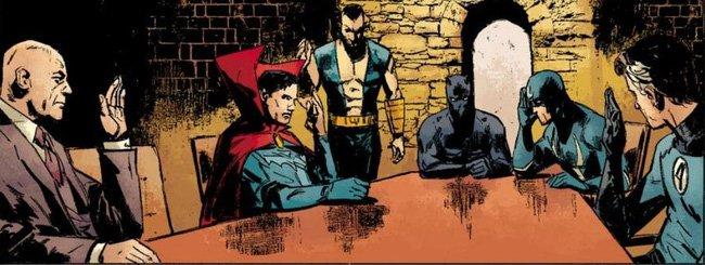 Tìm hiểu về illuminati - Hội kín nổi tiếng nhất trên thế giới Marvel xuất hiện trong Doctor Strange