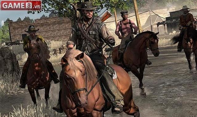 Cùng đón chờ màn ra mắt bằng trailer cực hot của tựa game TPS đình đám Read Dead Redemption 2 - ảnh 3
