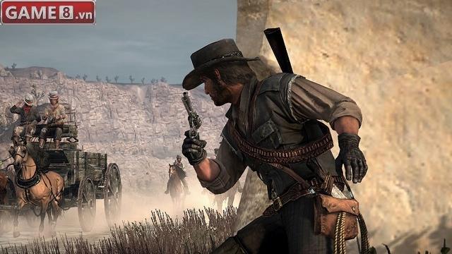 Cùng đón chờ màn ra mắt bằng trailer cực hot của tựa game TPS đình đám Read Dead Redemption 2 - ảnh 5