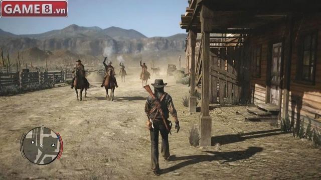 Cùng đón chờ màn ra mắt bằng trailer cực hot của tựa game TPS đình đám Read Dead Redemption 2 - ảnh 6