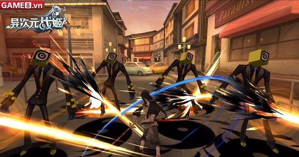 Siêu phẩm ARPG Dimensional Battle Maiden đã bước vào giai đoạn Open Beta