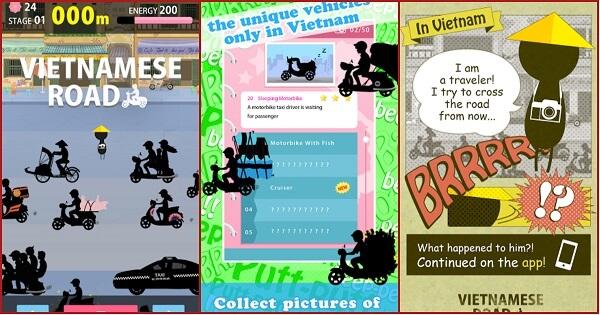 Vietnamese Road: Game dạy bạn cách qua đường tại Việt Nam