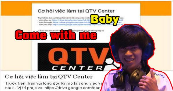 LMHT: Ông chủ Vũ Mực tuyển quân, nhá hàng nội thất của QTV Center - Cafe