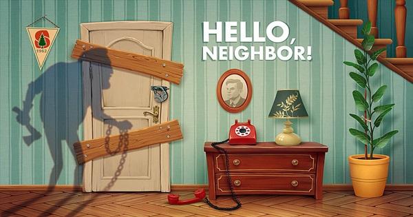 Hello Neighbor - Game kinh dị khiến bạn sợ khiếp vía mặc dù không có ma quỷ