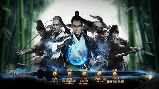 """Game thủ Cửu Âm Mobile muốn đổi tên game thành """"Cẩm Y Chân Kinh""""?"""