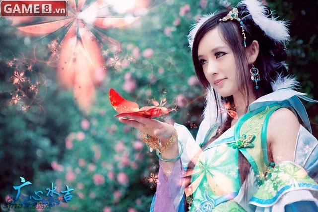Ngây ngất trước cosplay nhân vật Bích Dao trong Tru Tiên - Thanh Vân Chí