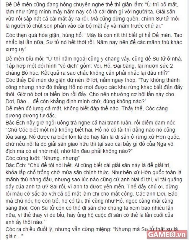 LMHT: Lùm xùm việc QTV đi All Star fan hâm mộ làm bài văn dài 10 trang khiến QTV xúc động vì quá hay