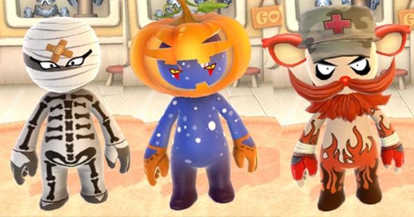 Cận cảnh dàn thời trang đậm chất Halloween của Avatar Star