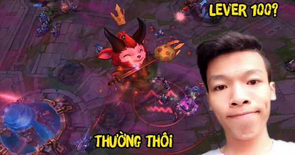[Video] LMHT: Cùng soi chiến tích đả bại Teemo Thảm Họa Diệt Vong lever100 của Biệt Đội Cảm Tử Trâu Cày Thuê