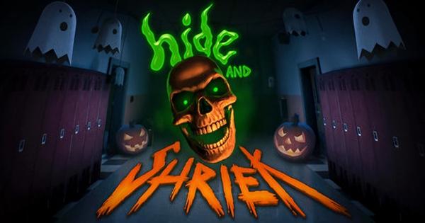 [Halloween series] Háo hức đếm ngược thời gian chờ Hide and Shriek ra mắt vào ngày mai