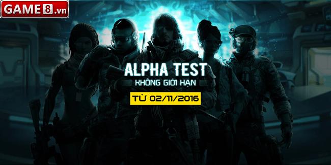 Quá ấn tượng với sự ủng hộ của hơn 120 ngàn game thủ, Xuất Kích tuyên bố Alpha Test ngay ngày 2/11/2016