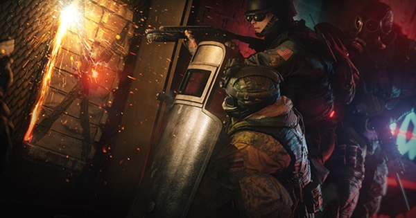 Rainbow Six Siege - Xứng đáng là bước đột phá của dòng game FPS