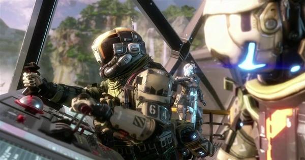 Sát ngày ra mắt, gã khổng lồ Titanfall 2 ra Trailer cực chất như phim viễn tưởng