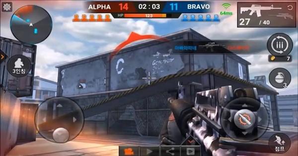 Final Shot: Game FPS xứ Hàn có lối chơi hấp dẫn trên nền mobile