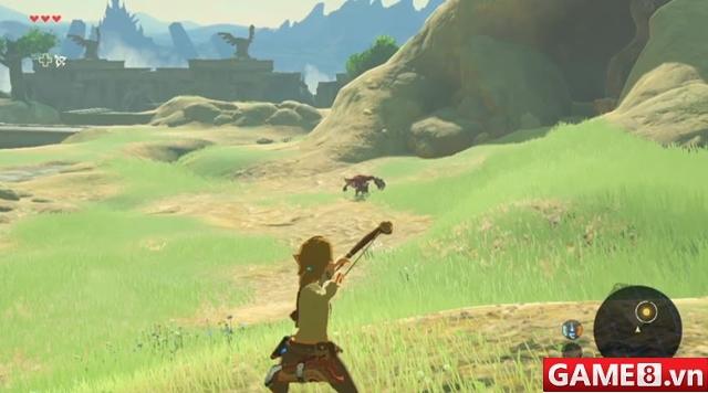 Thưởng thức những giây phút trải nghiệm tuyệt vời của The Legend of Zelda trên Wii U