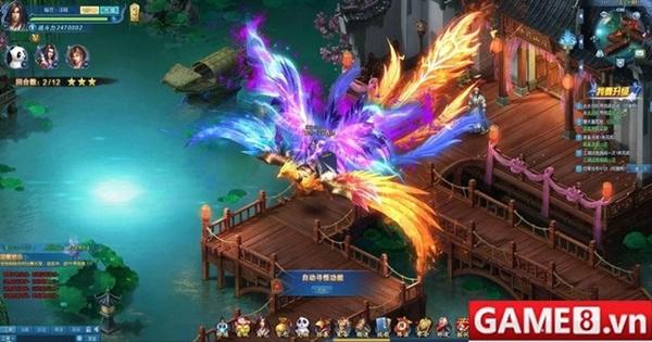 Hiệp Khách Hành - Game kiếm hiệp đầy hấp dẫn sắp được VNG phát hành tại Việt Nam