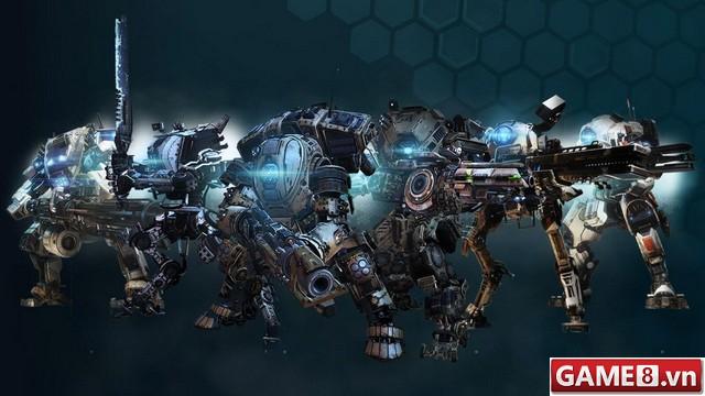 6 pháo đài di động  bất khả chiến bại trong Titanfall 2 (Phần 1)