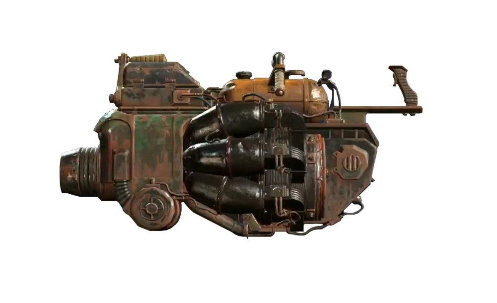 Top 5: Vũ khí gì dị nhất thế giới game?
