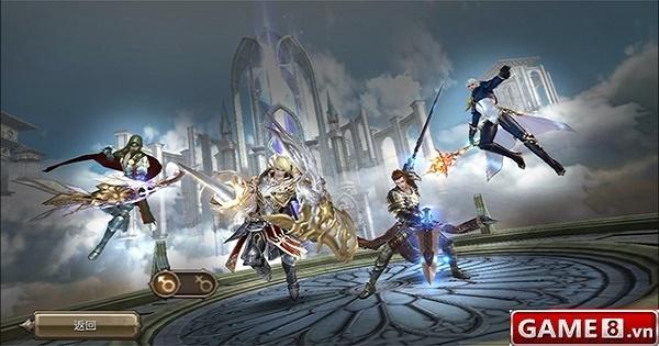 Power and Glory - Game 3D quốc chiến cực khủng trên mobile