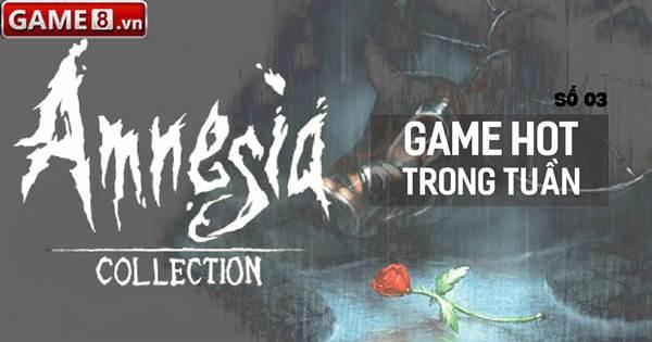 Game hot trong tuần - Số 3: Tượng đài game kinh dị Amnesia chính thức xuất hiện trên PS4