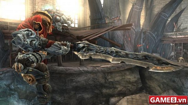 Darksiders Warmastered Edition - Game nhập vai đình đám chính thức ra mắt ngày hôm nay