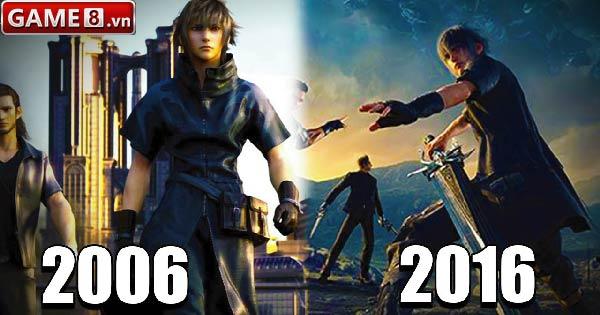 Nhìn lại chặng đường 10 năm phát triển của siêu phẩm nhập vai Final Fantasy XV
