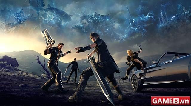 Nhìn lại chặng đường 10 năm phát triển của siêu phẩm nhập vai Final Fantasy XV - ảnh 1