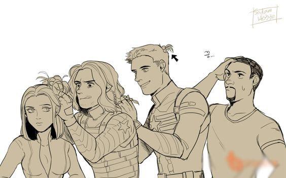 Sẽ ra sao khi các siêu anh hùng Marvel được anime hóa? - ảnh 16