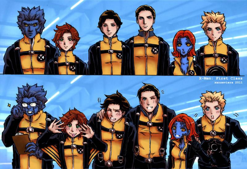 Sẽ ra sao khi các siêu anh hùng Marvel được anime hóa? - ảnh 7