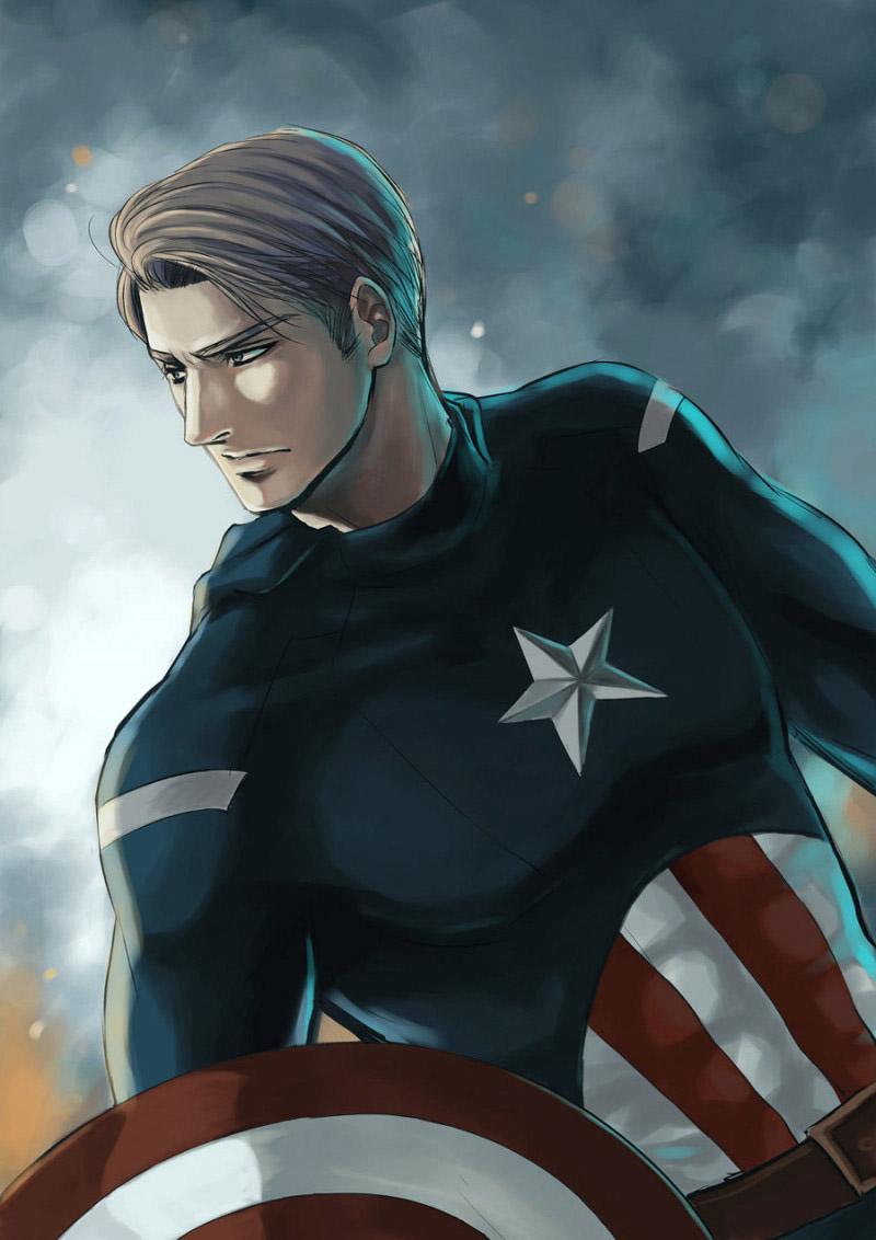 Sẽ ra sao khi các siêu anh hùng Marvel được anime hóa? - ảnh 1