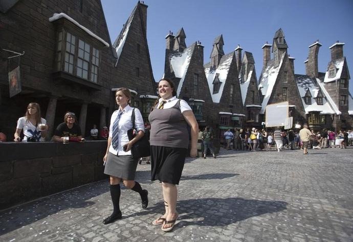 10 địa điểm giống y hệt thế giới phù thủy Harry Potter ngoài đời thực - ảnh 1
