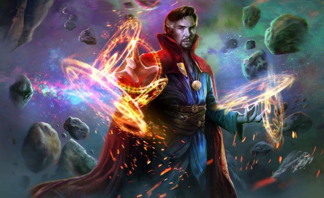 Vượt mặt Iron Man, Doctor Strange lập kỷ lục mới cho Marvel - ảnh 1
