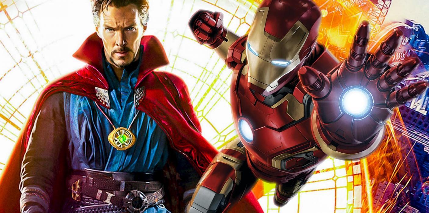 Vượt mặt Iron Man, Doctor Strange lập kỷ lục mới cho Marvel - ảnh 2