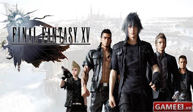 Game hot trong tuần - Số 4: Bom tấn Final Fantasy XV chính thức ra mắt - ảnh 1