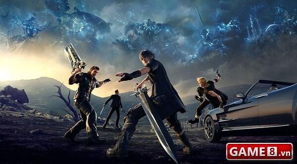 Final Fantasy XV vừa chính thức chạm mốc 6 triệu bản game được bán ra - ảnh 1