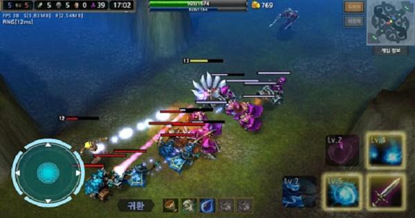 Game thủ Việt xôn xao vì một tựa game mobile giống Liên Minh Huyền Thoại