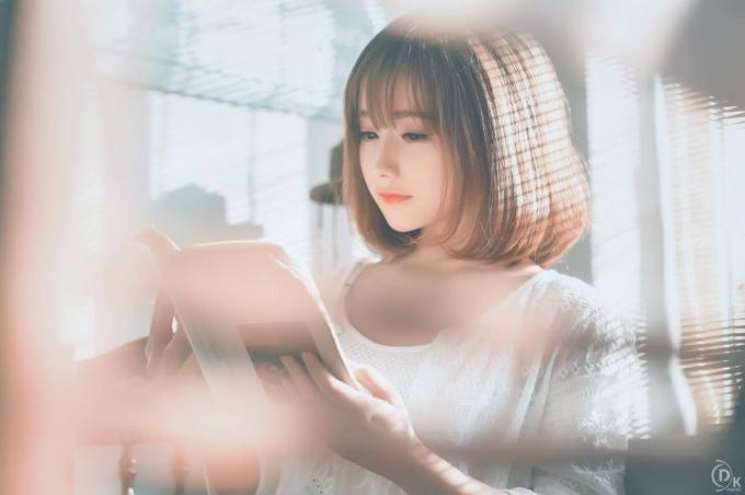 Nữ coser Việt đẹp tựa thiên thần Hàn khiến game thủ thổn thức mê đắm - ảnh 5