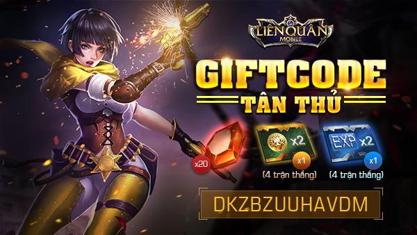 Giftcode Liên Quân Mobile nhân sự kiện game chính thức ra mắt - ảnh 1