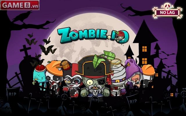 Cùng chơi Zombie.io - Game zombie 'ăn não' hay nhất trên Mobile