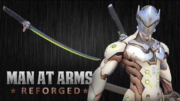 Chiêm ngưỡng thanh kiếm của Genji trong Overwatch ngoài đời thực