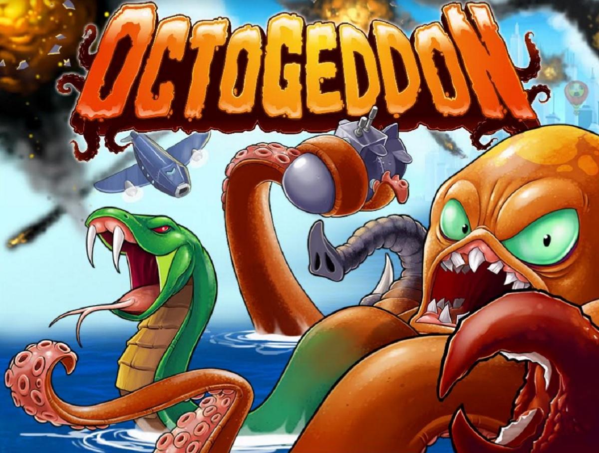 Octogeddon - Game mới cực dị và thú vị đến từ cha đẻ của Plants vs Zombies