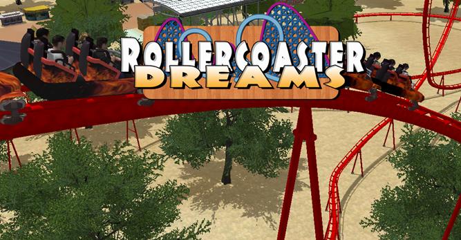 Game VR thực tế ảo Rollercoaster Dreams sẽ được ra mắt trong tương lai