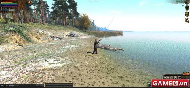 Atom Fishing II - Game câu cá lạ mà hay miễn phí trên Steam