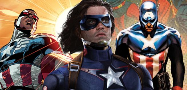 Bucky ám chỉ sẽ thay thế Steve Rogers làm Captain America mới ? - ảnh 2