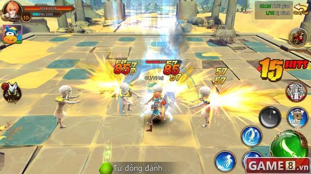 34 Chiến Ký game mobile nhập vai chính thức ra mắt game thủ Việt - ảnh 2