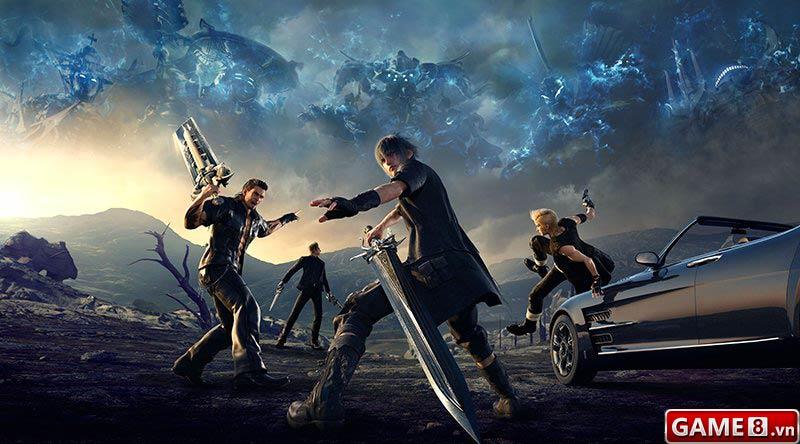 Đánh giá Final Fantasy XV: Sự trở lại ngạo nghễ của một ông hoàng