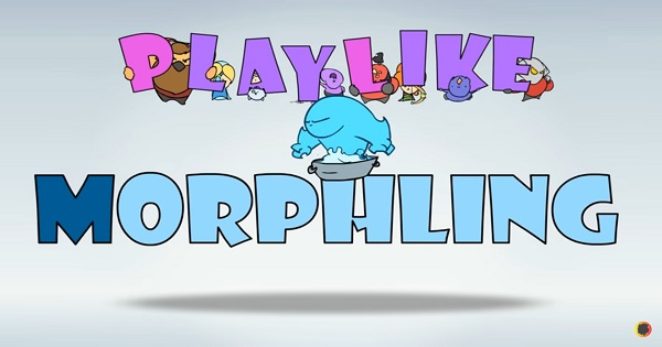 Dota2 - Hoạt hình bựa season 2 ''play like Morphling''