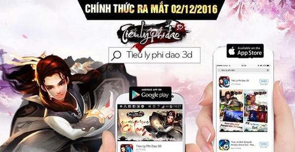 Tiểu Lý Phi Đao 3D: Chuẩn bị ra mắt chính thức vào ngày 02/12 tới đây