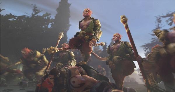Dota2 - Hé lộ thông tin về tướng mới Monkey King