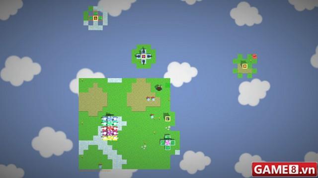 Turret Architect - Game 8-bit thể loại xếp hình trên trang trại cực hay - ảnh 1